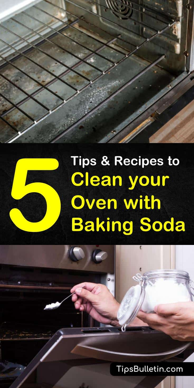 With how dirty and grimy ovens get, it is no wonder cleaning them is one of the worst chores. Cleaning ovens doesn't have to be hard as long as you use the right cleaners. #cleaning #oven #naturalovencleaner #bakingsoda