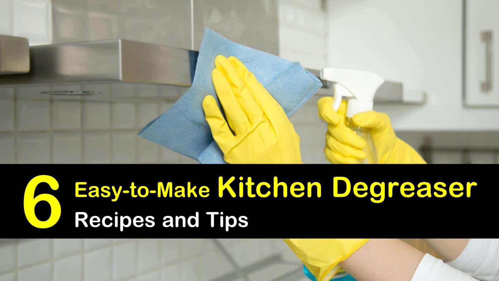 kitchen degreaser titleimg1