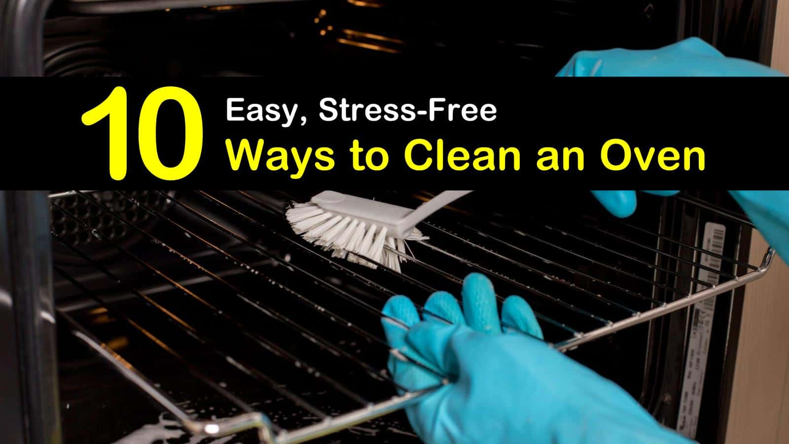 ways to clean an oven titleimg1
