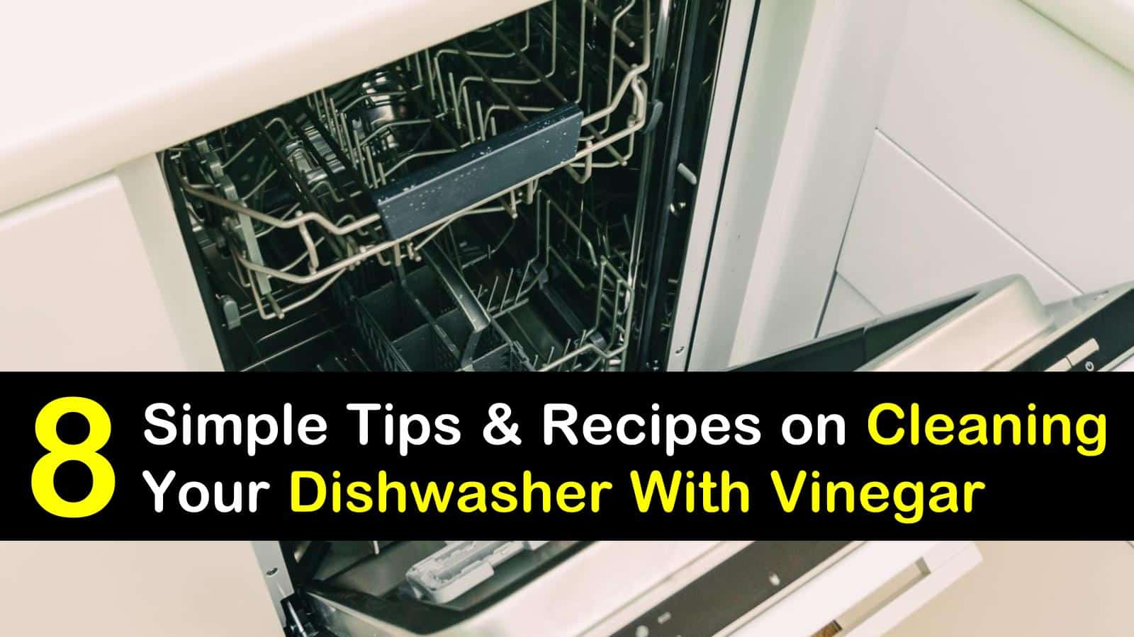 cleaning dishwasher with vinegar titleimg1