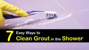 how to clean grout in shower titleimg1