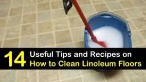 how to clean linoleum floors titleimg1