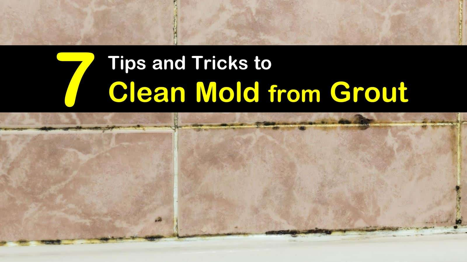 how to clean mold from grout titleimg1