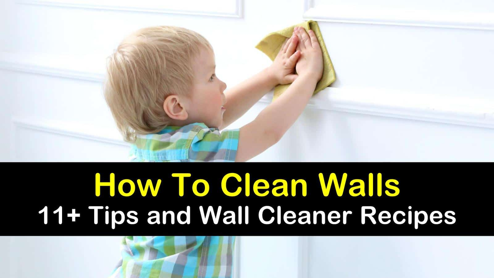 how to clean walls titleimg1
