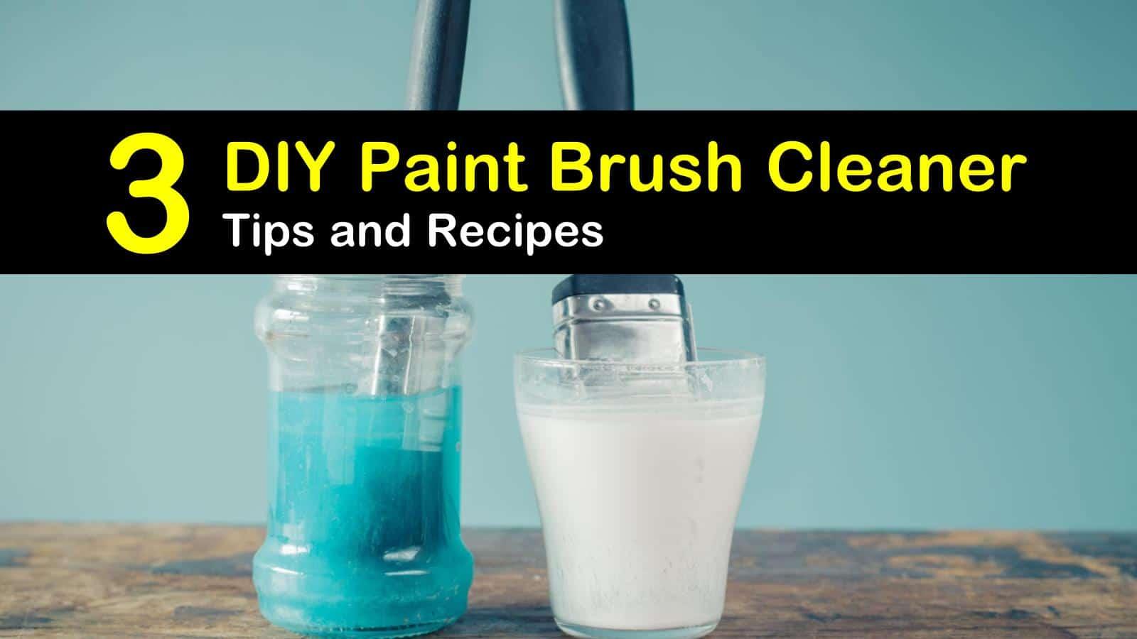 paint brush cleaner titleimg1