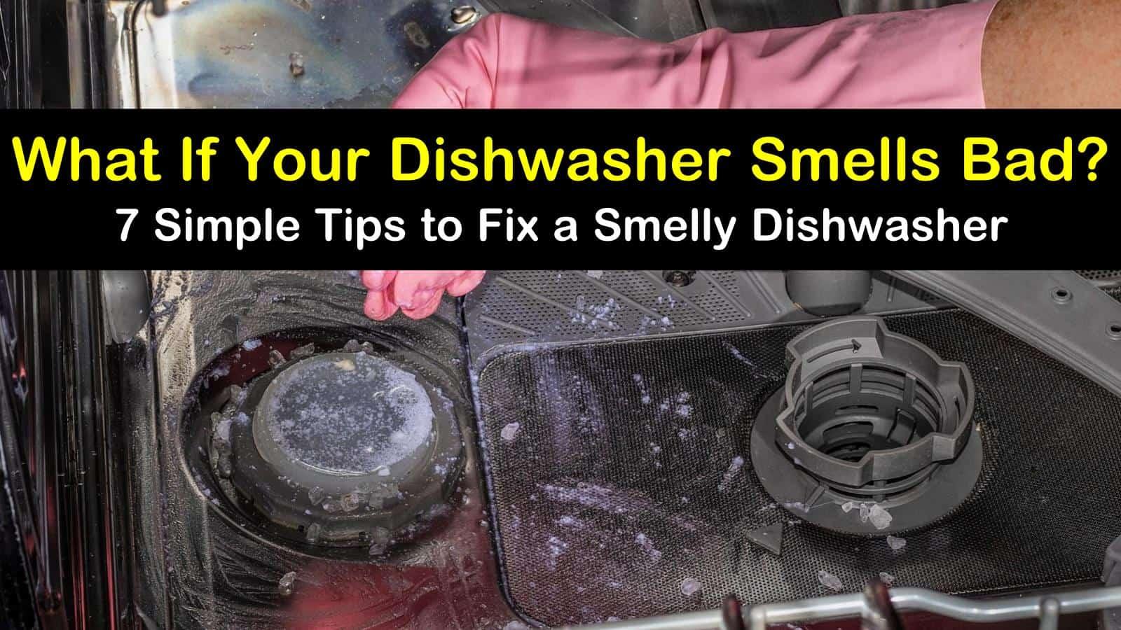 Clean Smelly Kitchen Drain