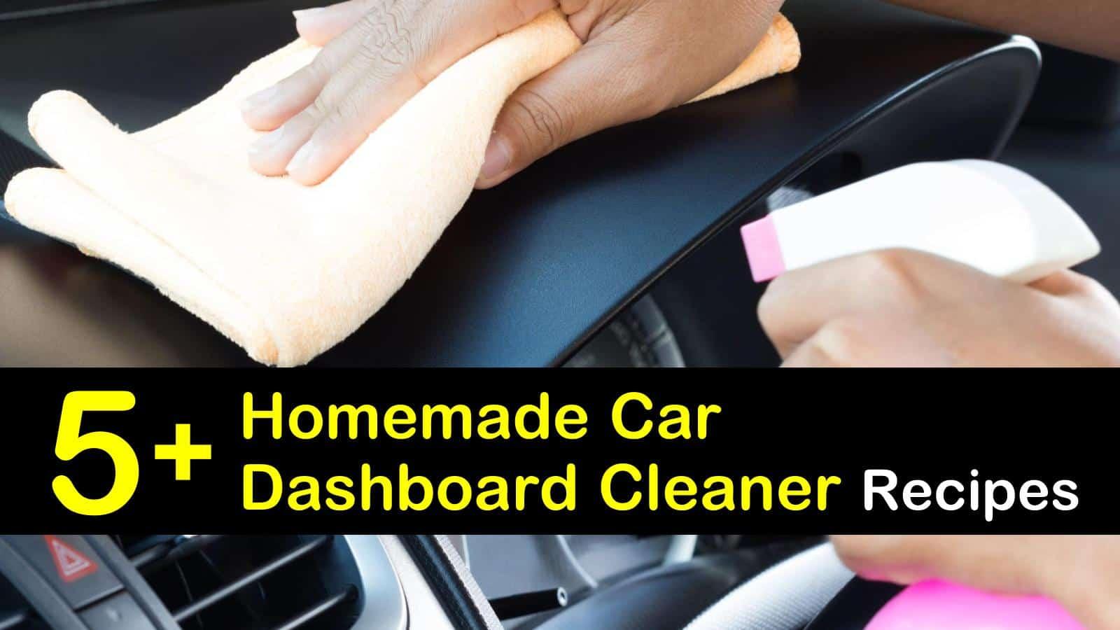 homemade car dashboard cleaner titleimg1