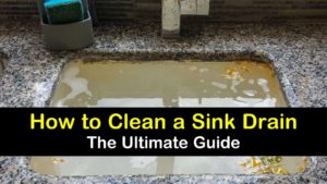 how to clean a sink drain titleimg1