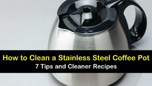how to clean a stainless steel coffee pot titleimg1