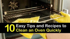 how to clean an oven quickly titleimg1