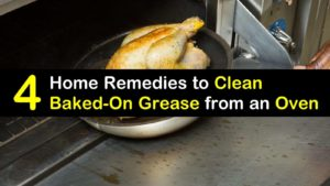 how to clean baked on grease from an oven titleimg1