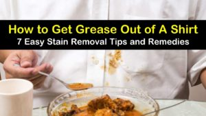 how to get grease out of a shirt titleimg1