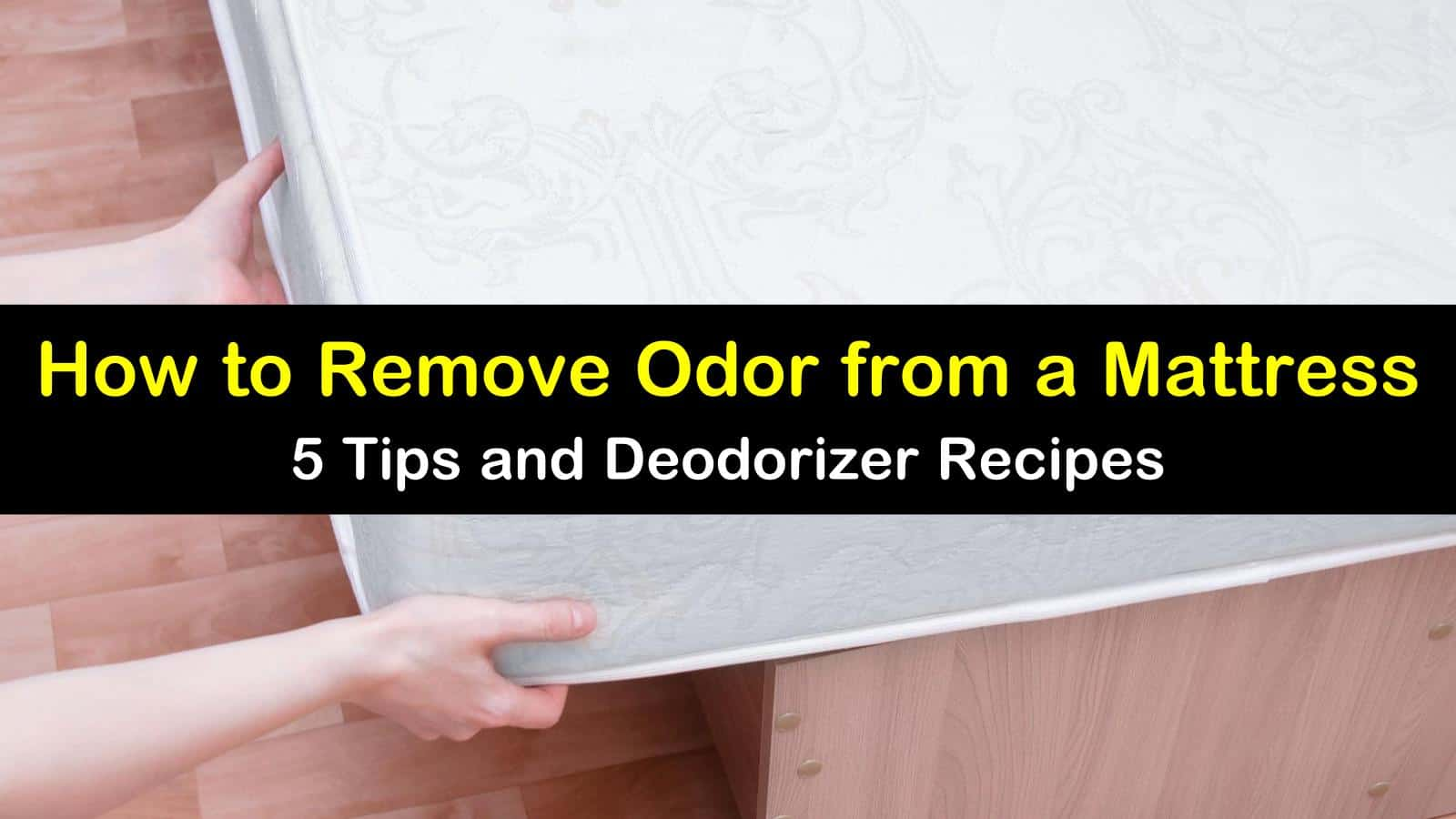 how to remove odor from mattress titleimg1