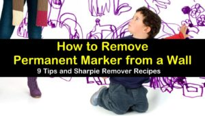 how to remove permanent marker from a wall titleimg1