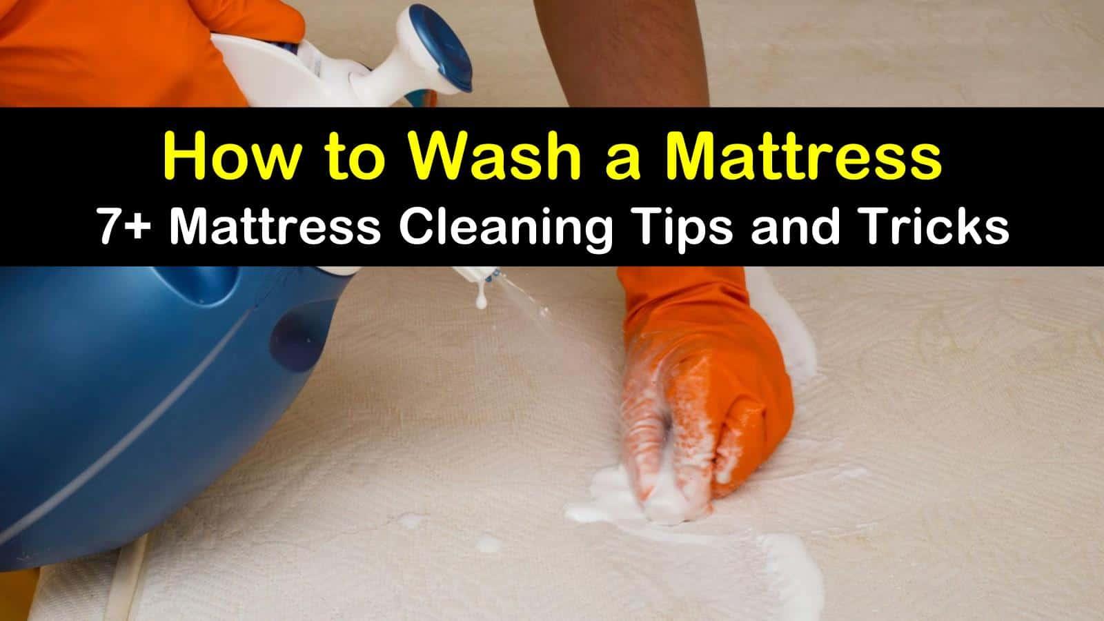how to wash a mattress titleimg1