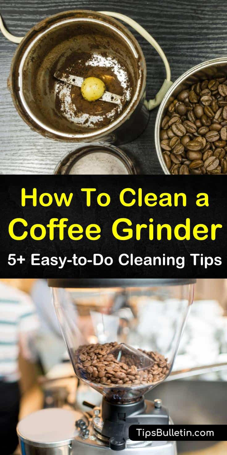 Remove old coffee residue from your coffee grinder in a few simple steps. We show you how to clean your grinder using white rice to remove rancid coffee before refilling it with fresh coffee beans. #cleaningacoffeegrinder #cleancoffeegrinder #coffeegrindercleaner