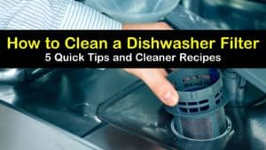 how to clean a dishwasher filter titleimg1