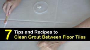 how to clean grout between floor tiles titleimg1