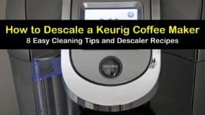 how to descale a Keurig coffee maker titleimg1