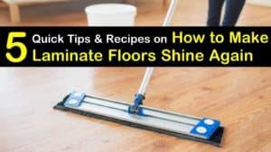 how to make laminate floors shine titleimg1