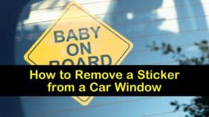 how to remove a sticker from a car window titleimg1