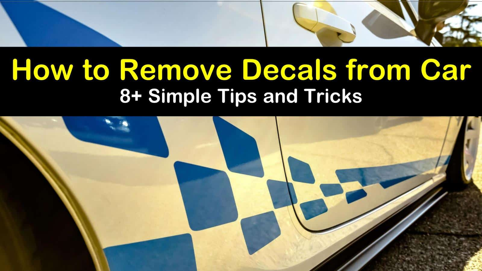 how to remove decals from car titleimg1