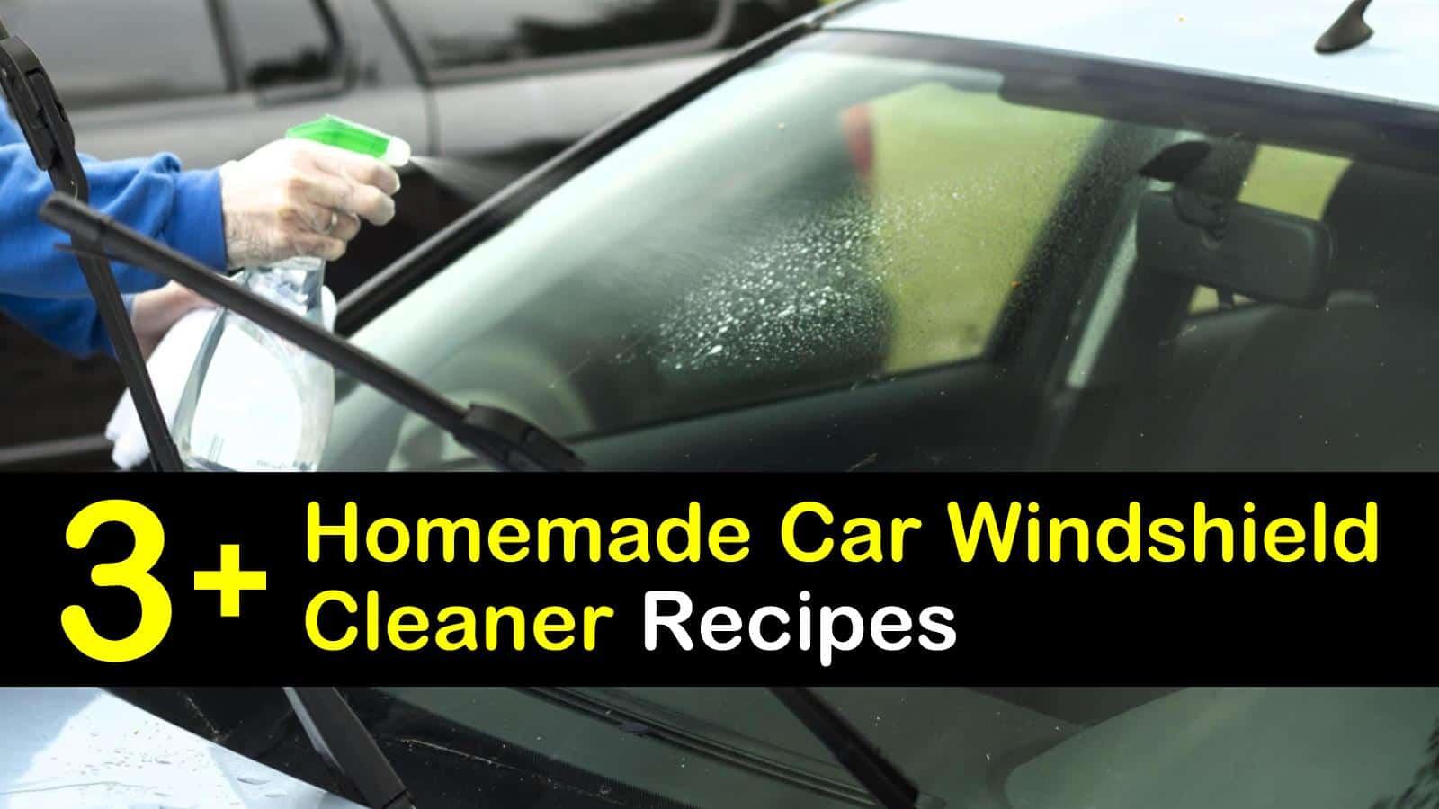 homemade car windshield cleaner titleimg1