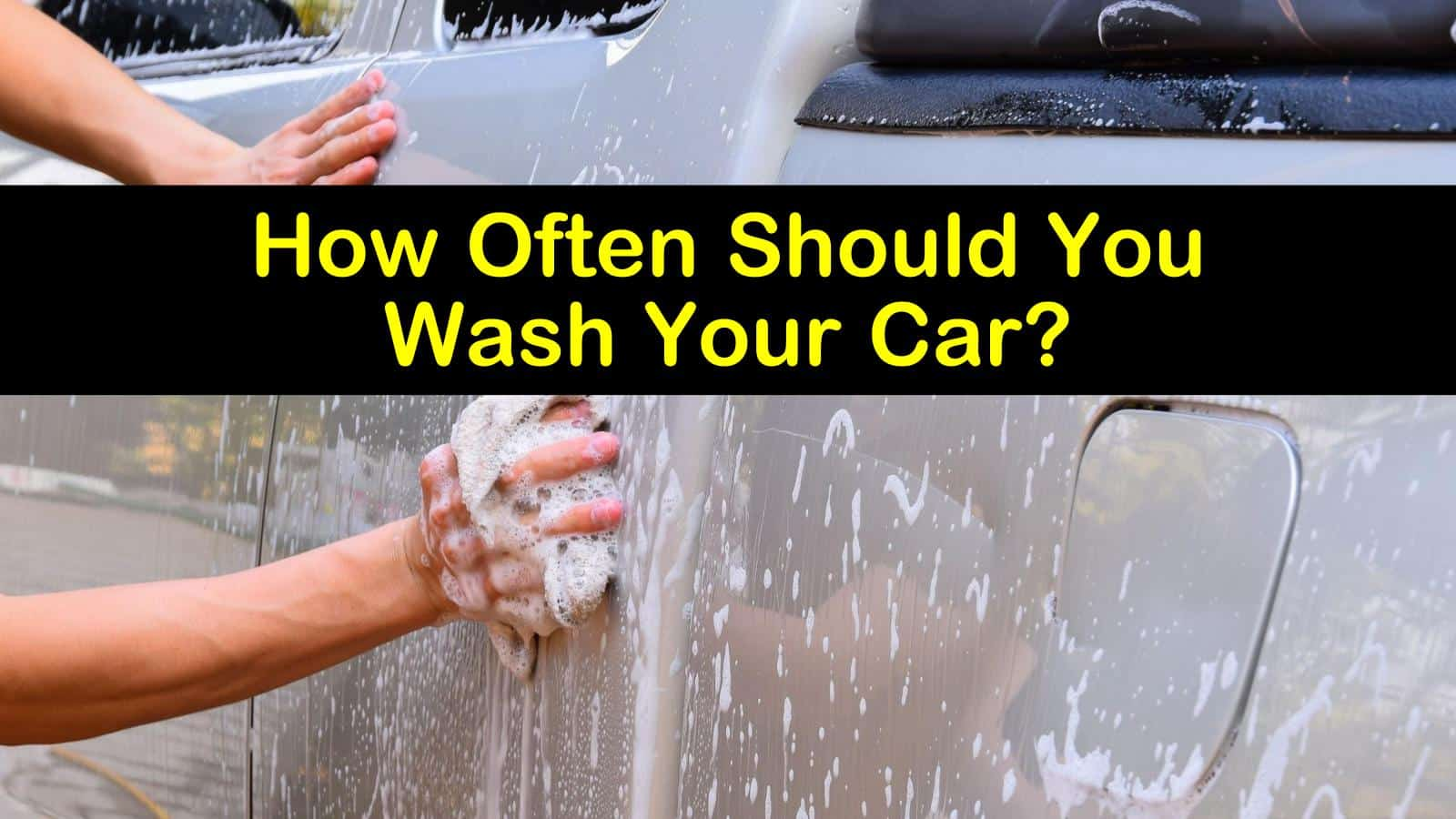 how often should you wash your car titleimg1