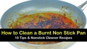 how to clean a burnt non stick pan titleimg1