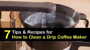 how to clean a drip coffee maker titleimg1