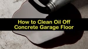 how to clean oil off concrete garage floor titleimg1