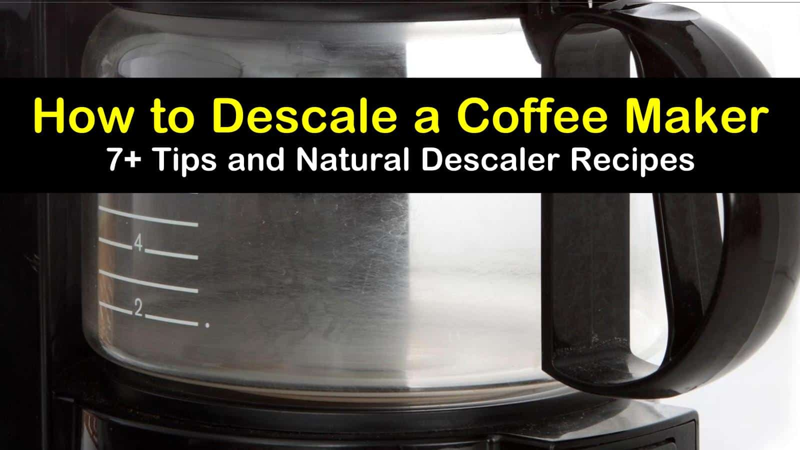 how to descale a coffee maker titleimg1
