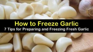 how to freeze garlic titleimg1