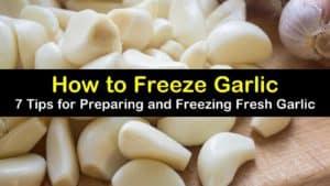 how to freeze garlic titleimg1
