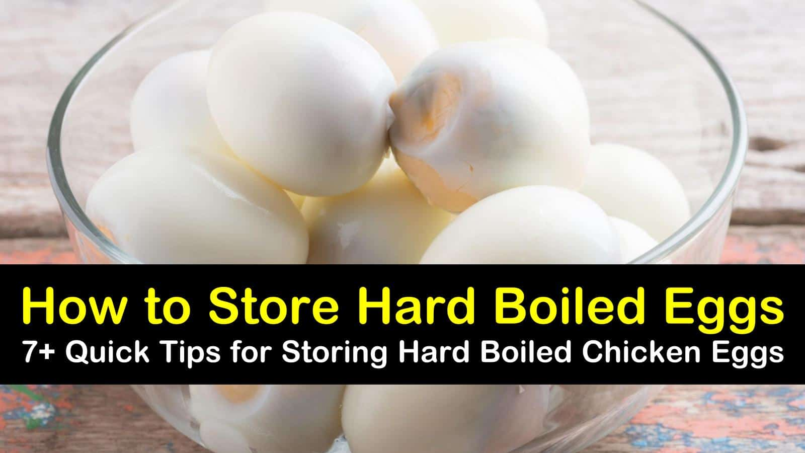 how to store hard boiled eggs titleimg1