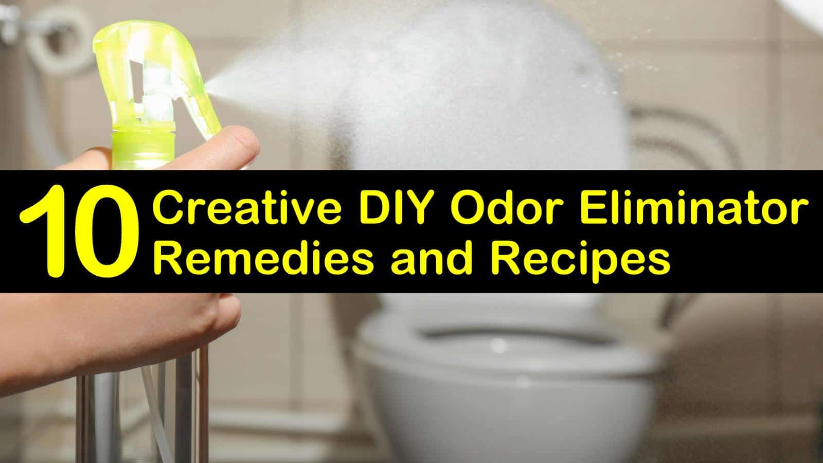 DIY odor eliminator titleimg1
