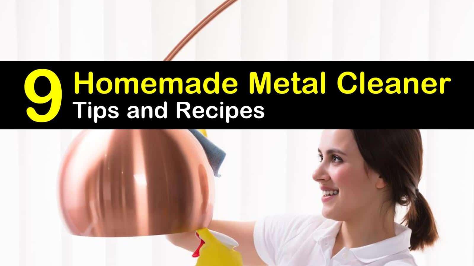homemade metal cleaner titleimg1