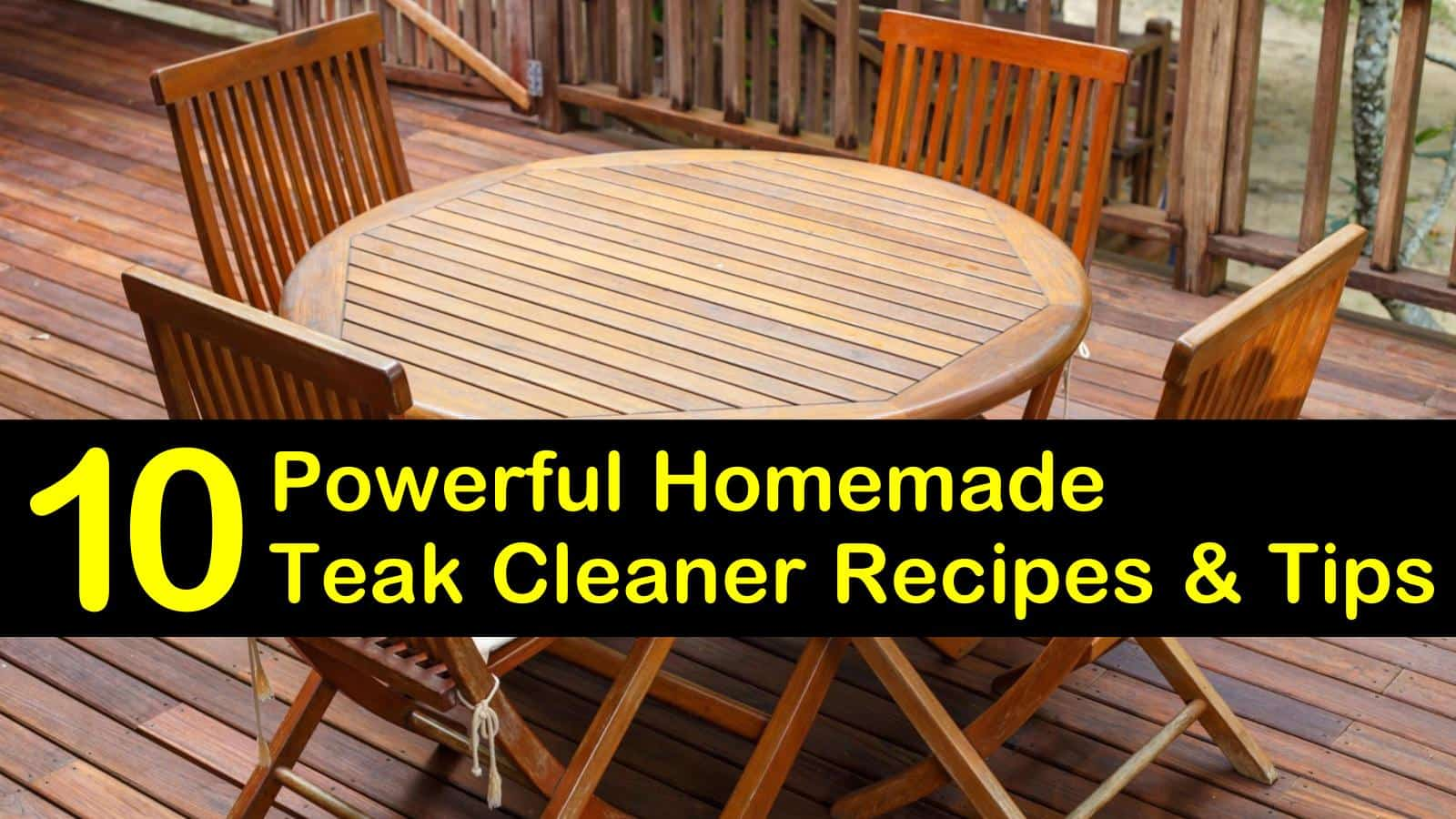 homemade teak cleaner titleimg1