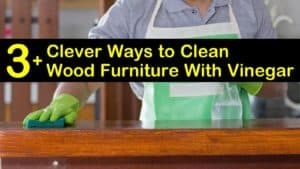 how to clean wood furniture with vinegar titleimg1