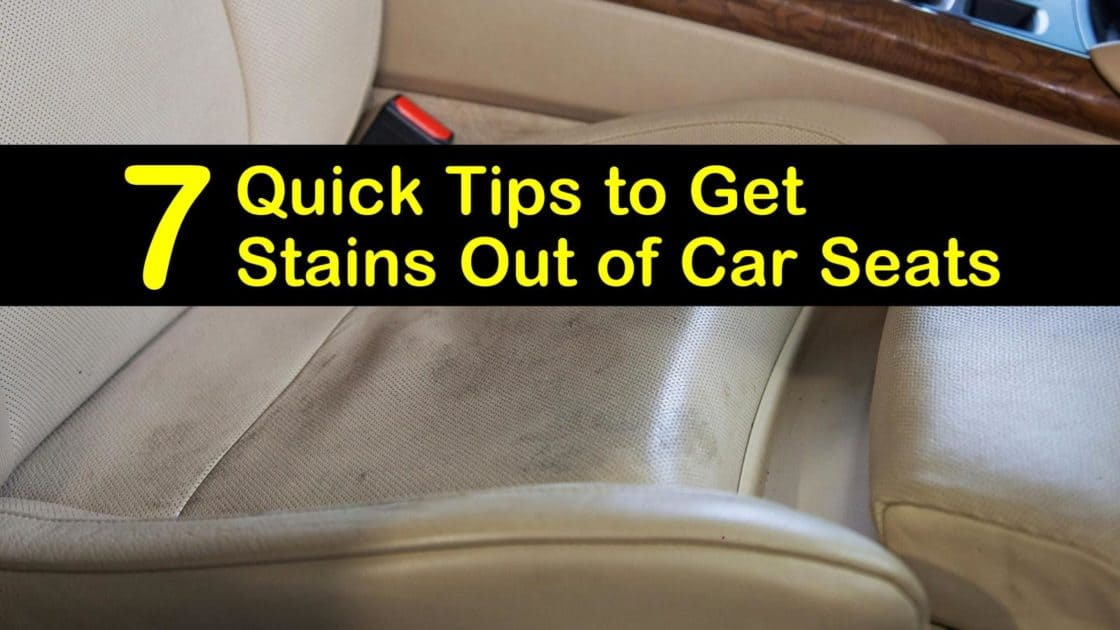 how to get stains out of car seats t1 1120x630 - How To Get Food Grease Stains Out Of Car Upholstery