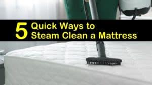 how to steam clean a mattress titleimg1
