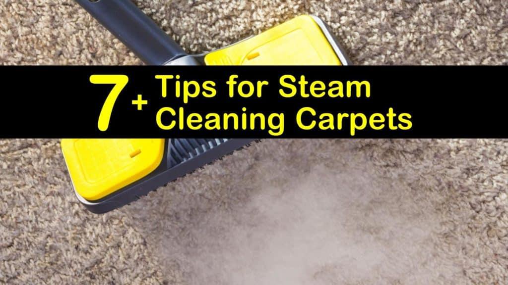 how to steam clean carpet titleimg1