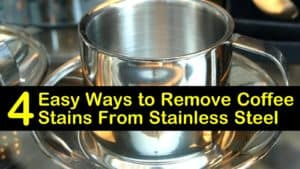 remove coffee stains from stainless steel titleimg1