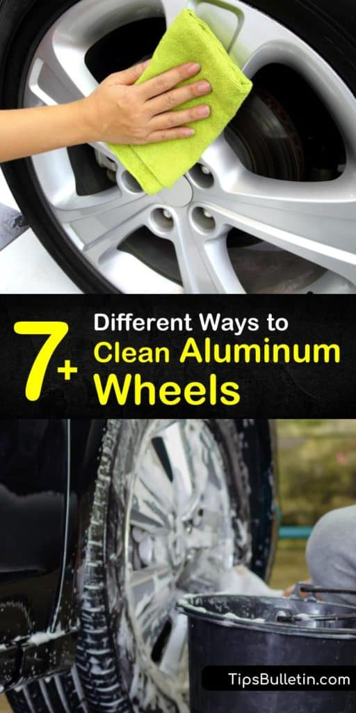 7+ Different Ways to Clean Aluminum Wheels