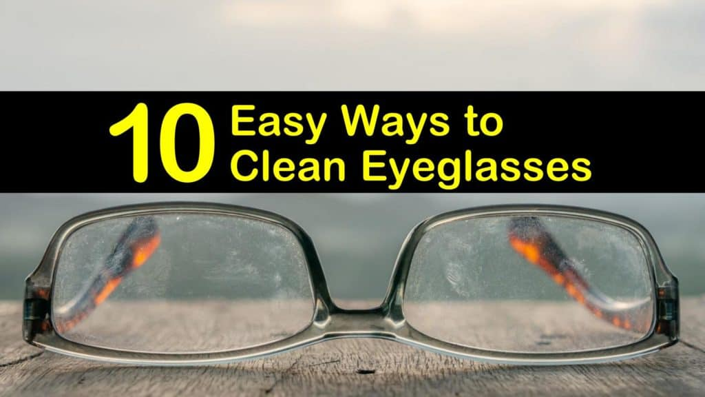 how to clean eyeglasses titleimg1