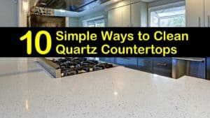 how to clean quartz countertops titleimg1