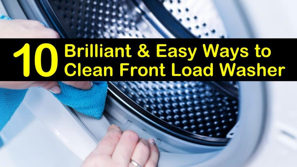 How to Clean Front Load Washer titleimg1