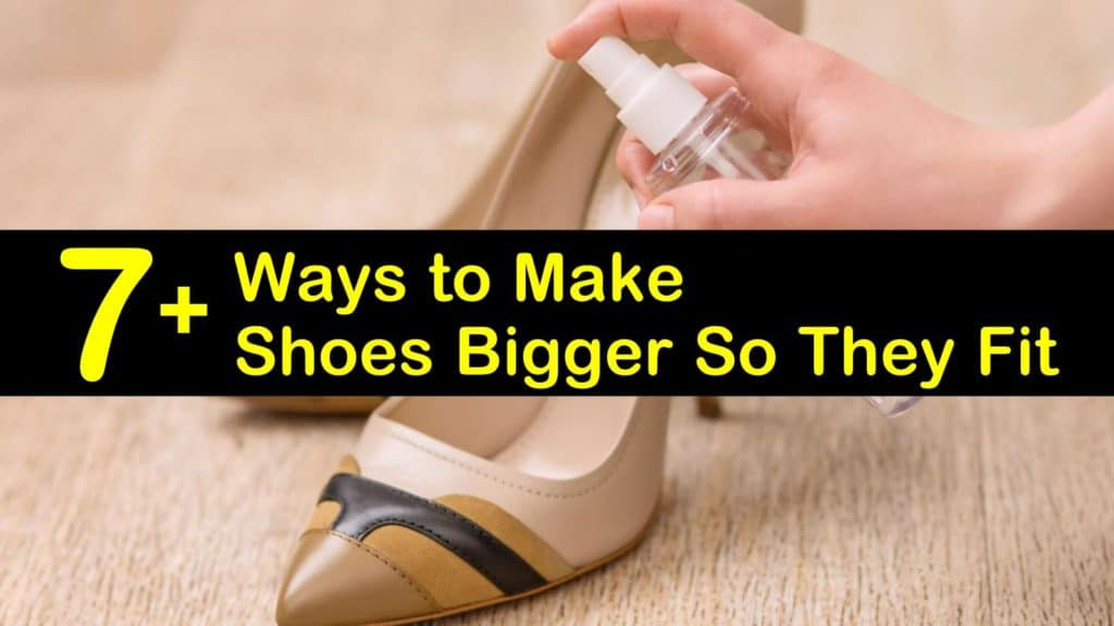 How to Make Shoes Bigger titleimg1