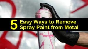 How to Remove Spray Paint from Metal titleimg1