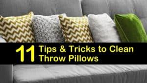 How to Wash Throw Pillows titleimg1